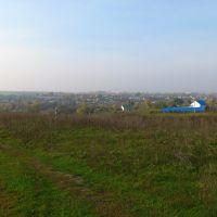 Панорама Медвенки., Большая Владимировка