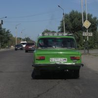 Usual Car in Semey, Бородулиха