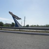 Driving in Semey, Бородулиха