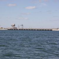 Шульбинская ГЭС, Бородулиха