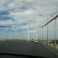 Мост через Иртыш, Бородулиха