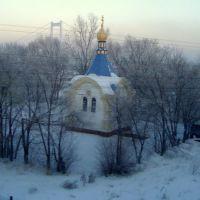8 января 2011 Часовня, Бородулиха