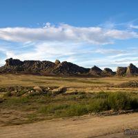 East Kazakhstan Province / Восточно-Казахстанская область, Бородулиха