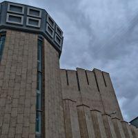 Русский театр драмы имени Ф. М. Достоевского, Бородулиха