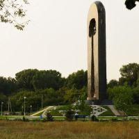 Мемориал «Сильнее смерти» — памятник жертвам ядерных испытаний, Бородулиха