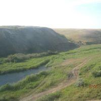 Kamysty-Ayat River, Георгиевка