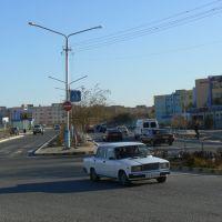 In a city  Zhana Uzen., Жарма