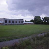 Стадион, п. Усть-Таловка, Новая Шульба