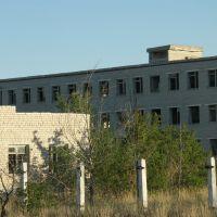 Empty blocks in Ak-Bota, Семипалатинск