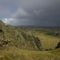 Yedrey mountains, Семипалатинск