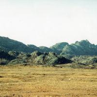 Едірей таулары, Edyrei (авт.Баянбек Ибадульдин (Б.И.), Семипалатинск