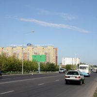 проспект Абылай хана, Таскескен