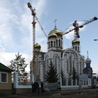 новый храм (28.08.2009г.), Таскескен