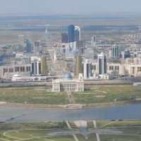 Astana the capital of Kazakhstan, Таскескен
