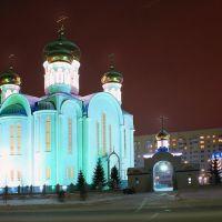 Dormition of Virgin Mary Cathedral, Таскескен