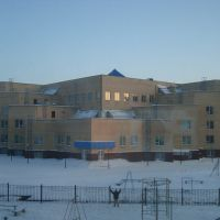 School #53, Astana city, Таскескен