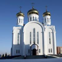 СОБОР УСПЕНИЯ ПРЕСВЯТОЙ БОГОРОДИЦЫ, Таскескен