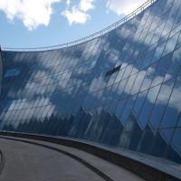 Астана, Казахстан, май 2011, Таскескен