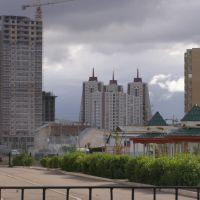 """Байконур"" - ко взлету готовы! / Residential complex Baikonur, Таскескен"