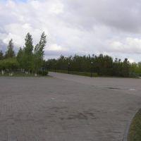 Дорожки в парке / Young Park, Таскескен