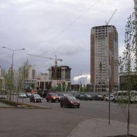 Астана всё выше и выше/ Construction of Astana