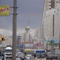 Вид делового города/Type of Business City, Таскескен