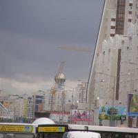 Байтерек и Байконур/ Symbols of Astana, Таскескен