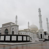 "Соборна мечеть ""Хазрет Султан""_Mosque  Hazret Sultan, Таскескен"