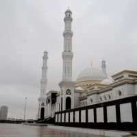 """Соборна мечеть """"Хазрет Султан""""_Congregational Mosque Hazret Sultan, Таскескен"""