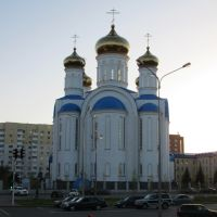 Cathedral of Assumption, Таскескен