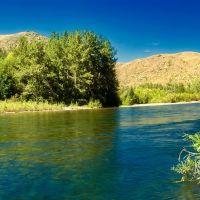 River Kurchum 2   Река Курчум 2, Андреевка