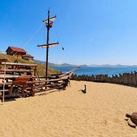 Playground (Jolly Roger) - игровая площадка база отдыха веселый роджер 02, Андреевка