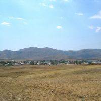 Ulytau village, Джансугуров