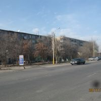 телецентр, Капал