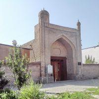 Meczet At-Tarazji 1910r., Капал