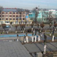 ул. Сулейманова, 2010, январь, Капал