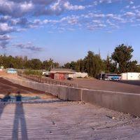Панорама с подковы. На запад, Карабулак