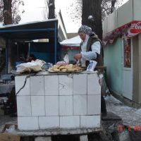 ALMATY-Altınordu Pazarı Samsa, Карабулак