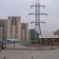 Новый микрорайон поменял имя/New district changed the name, Карабулак