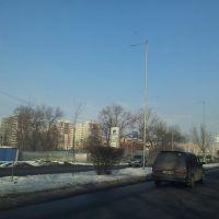 Микрорайон Акселькент строится, Карабулак