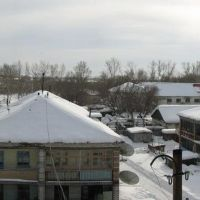 Opytnoye Pole from my roof_1, Кировский
