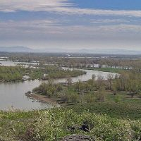 Irtysh river, Кировский
