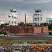 Platz der Republik, Панфилов