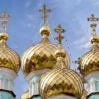Никольский собор, Панфилов