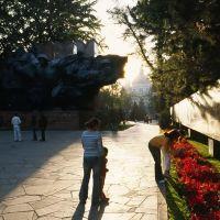 Panfilov Park - War Memorial and Cathedral, Панфилов