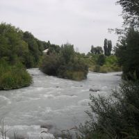 река в городе, Сарканд