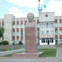 Акимат, Талды-Курган