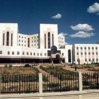 samsung hospital, Талды-Курган