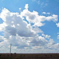 Clouds / Облака, Талды-Курган
