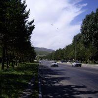 К-Маркса(сейчас Ауэзова), Текели